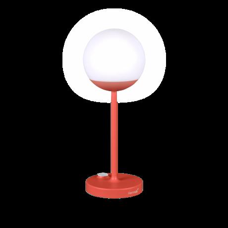 lampe sans fil, lampe fermob, lampe d exterieur, lampe nomade