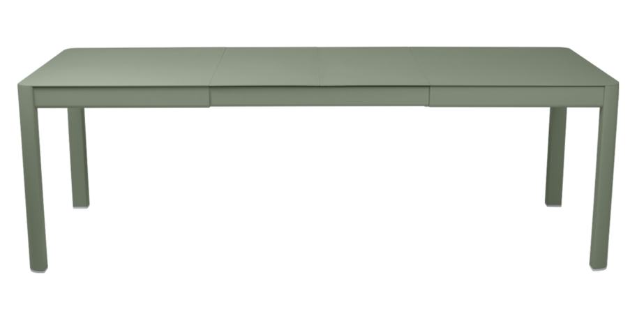 Ribambelle collection - Fermob - metal tables with extensions