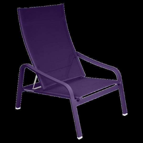 fauteuil de jardin en toile