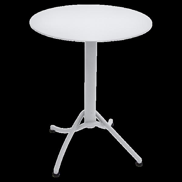 table ronde terrasse restaurant