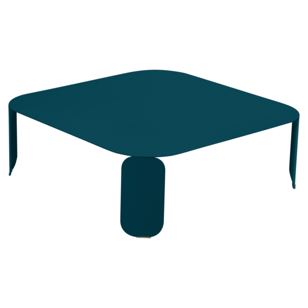 table basse metal, table basse design, table basse fermob, table basse lohner, table basse bleu