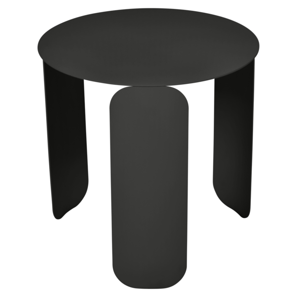 table basse design, table basse metal, table basse fermob, table basse noir