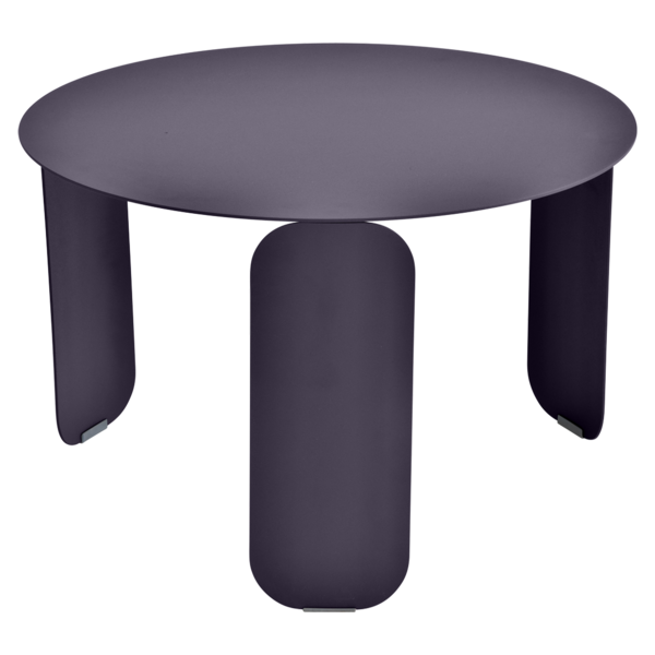 table basse metal, table basse fermob, table basse design, table basse violet