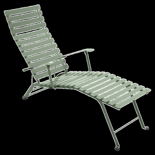 chaise longue en métal