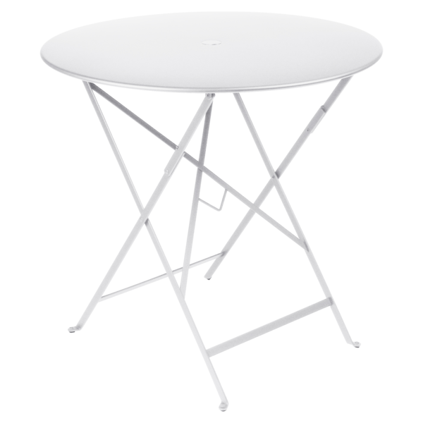 petite table metal, table de jardin fermob, table bistro, petite table pliante, table blanc