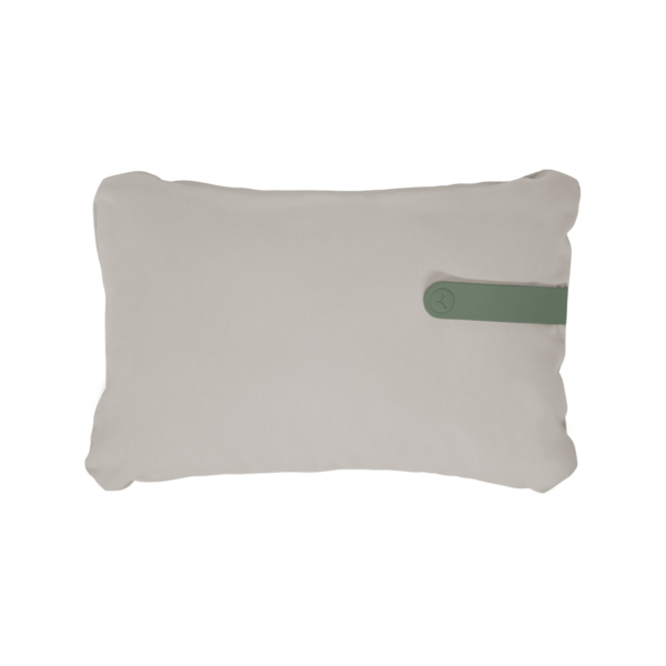 coussin outdoor, coussin fermob, coussin deperlant, coussin d exterieur, coussin impermeable, coussin gris