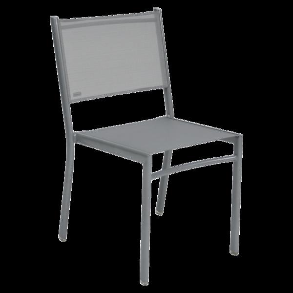 Chaise Costa, chaise de jardin en toile
