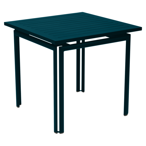Table 80 x 80 cm costa bleu acapulco