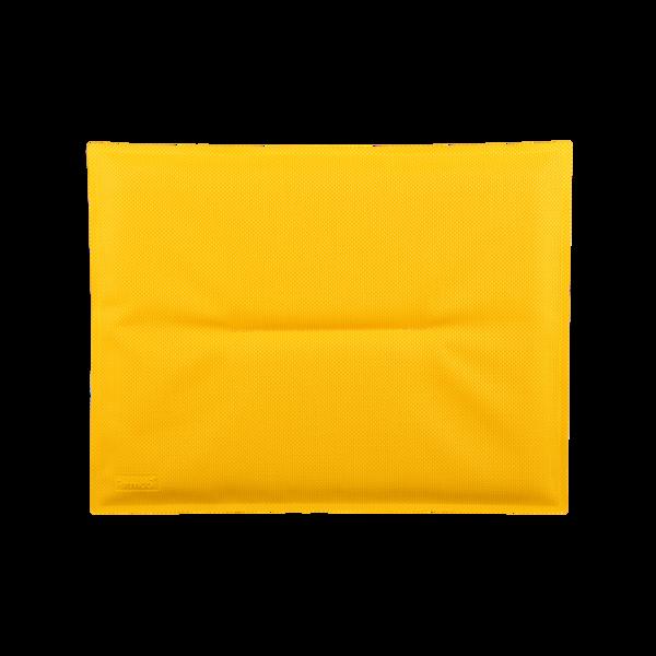 galette chaise bistro, galette chaise bistro jaune