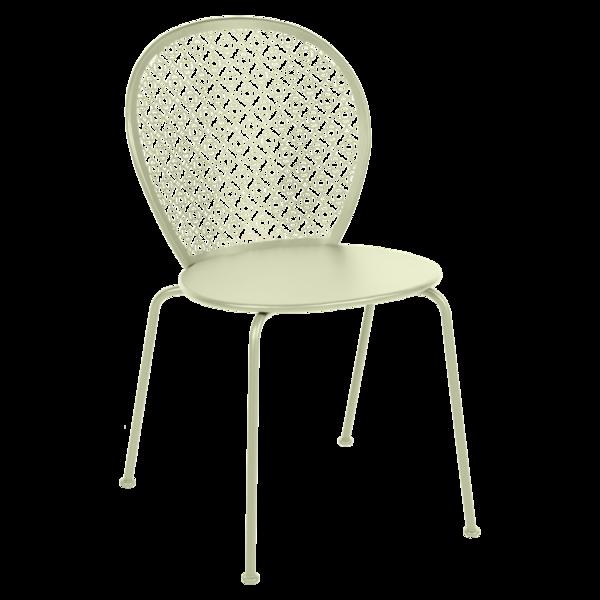 chaise lorette tilleul