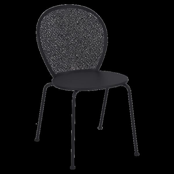 chaise lorette reglisse