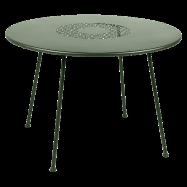 Table Ø 110 cm lorette cactus