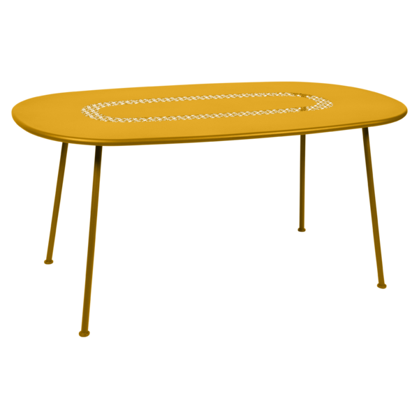 Table Ovale Lorette miel