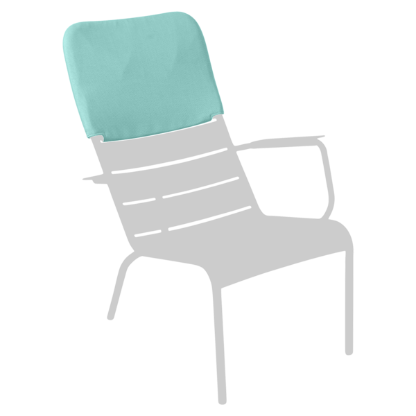 appui-tête bleu fauteuil luxembourg