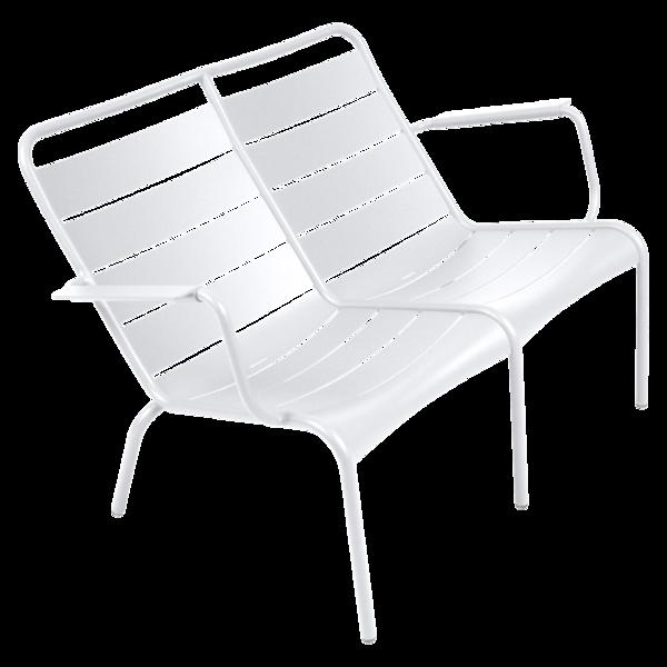 fauteuil de jardin, fauteuil metal, salon de jardin, fauteuil luxembourg, fauteuil fermob, fauteuil blanc