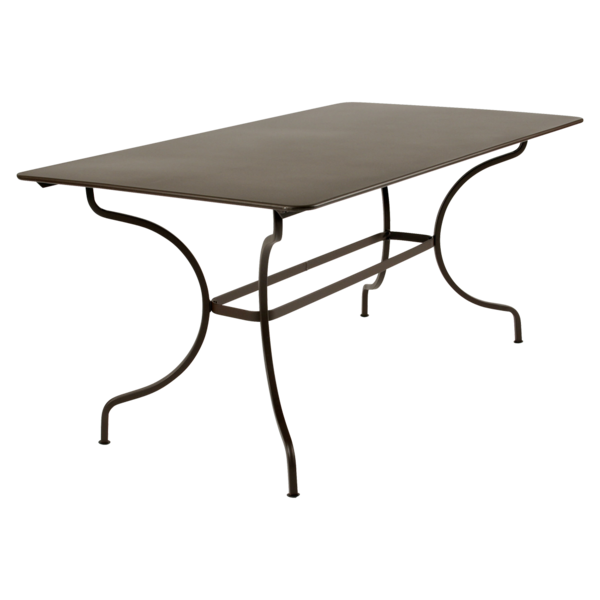Table Manosque, table de jardin, table jardin 8 personnes