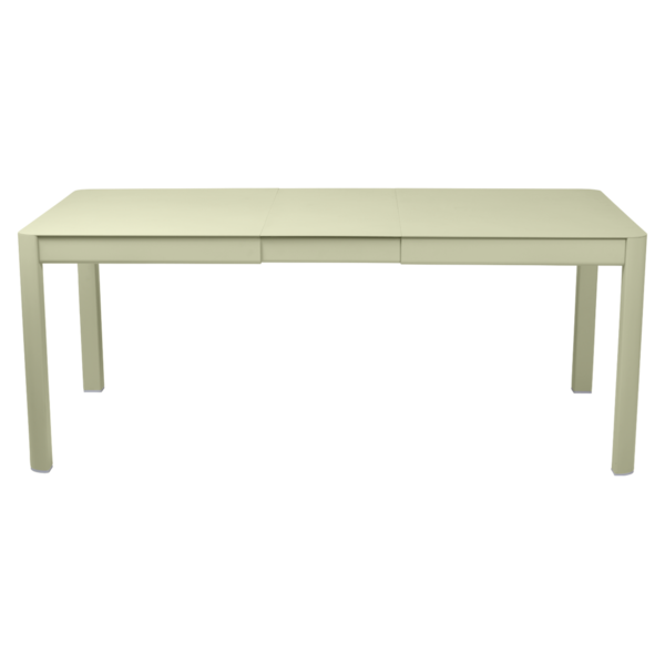Table Ribambelle 1 allonge, table de jardin, mobilier de jardin