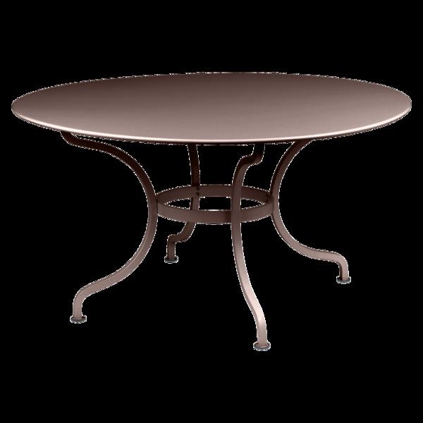 RomaneDe Ronde Table Cm 137 Jardin JardinMobilier l1J3TKFc