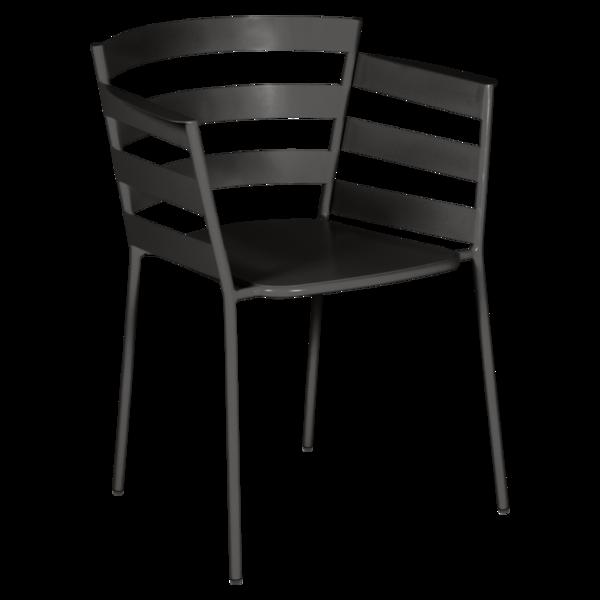 chaise metal design, chaise design, fauteuil de jardin, chaise metal, chaise fermob, fauteuil noir