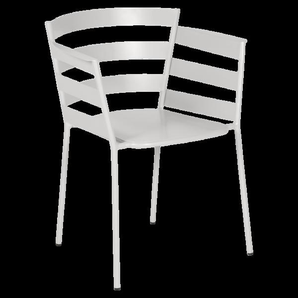 chaise metal design, chaise design, fauteuil de jardin, chaise metal, chaise fermob, fauteuil gris