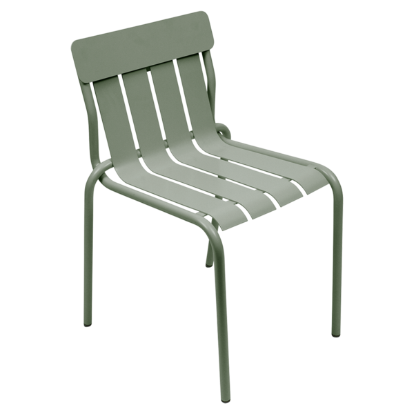 chaise metal, mobilier restaurant