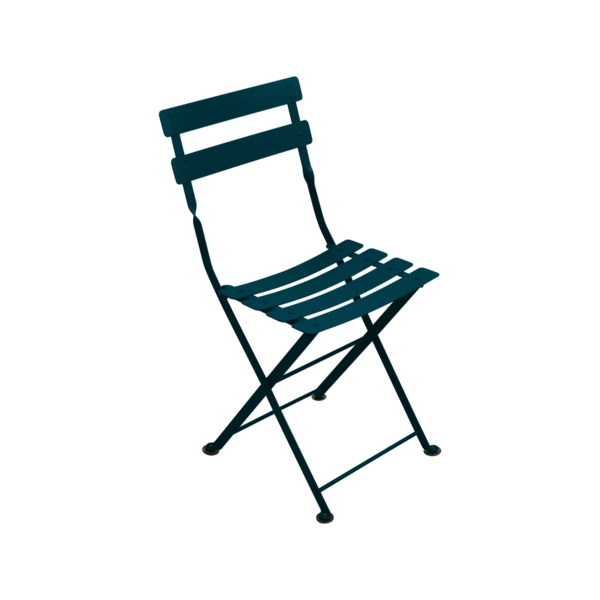 Chaise tom pouce bleu acapulco