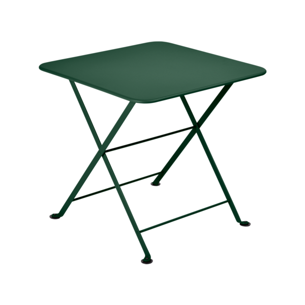 table basse metal, table enfant metal, table de jardin pour enfant, table basse vert