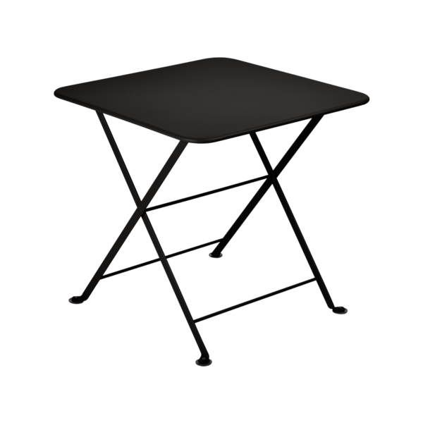 table basse metal, table enfant metal, table de jardin pour enfant, table basse noir