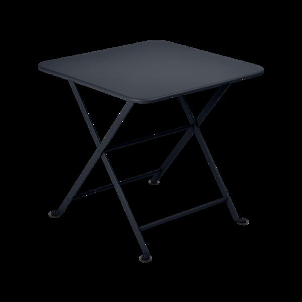 table basse metal, table enfant metal, table de jardin pour enfant, table basse noir