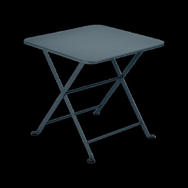 table basse metal, table enfant metal, table de jardin pour enfant, table basse gris