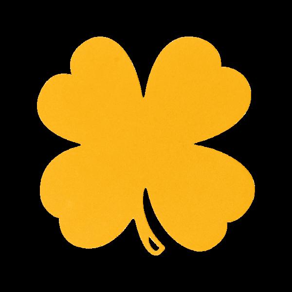 dessous de plat jaune - dessous de plat original