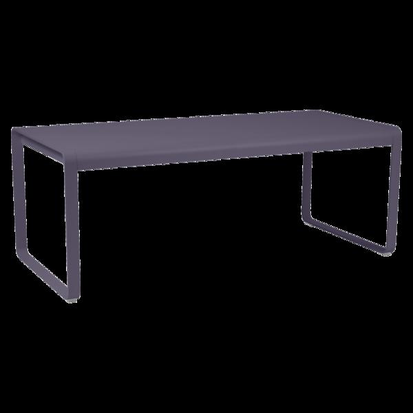 Table Bellevie, table de jardin, table jardin 8 personnes