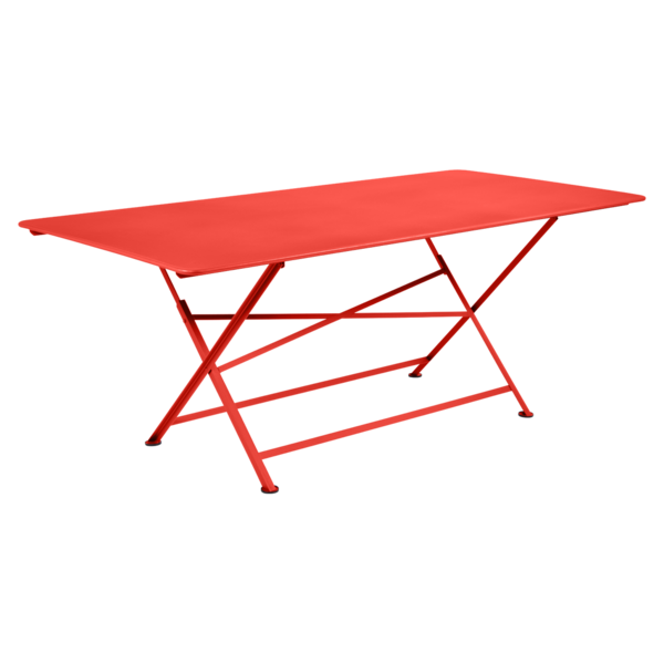 table de jardin, table metal, table de jardin pliante, table metal pliante, table fermob rose