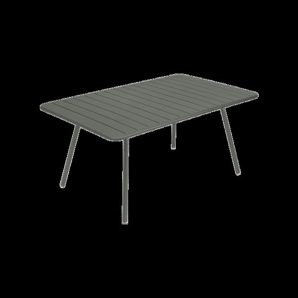 Tisch Luxembourg 165 X 100 Gartentisch Aus Metall