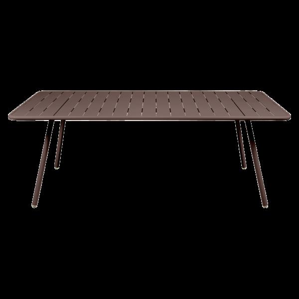 Table 207x100 cm Luxembourg, table de jardin, table jardin 8 personnes