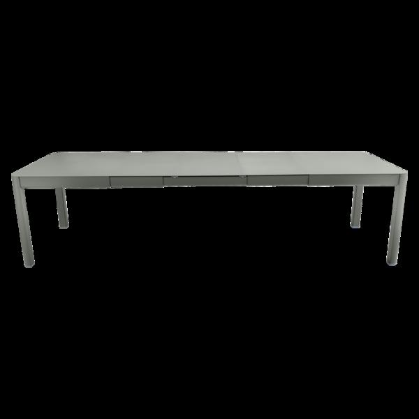 Table Ribambelle XL 3 allonges, table de jardin, mobilier de ...