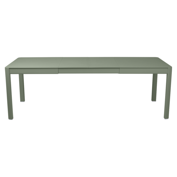 Table Ribambelle 2 allonges, table de jardin, mobilier de jardin