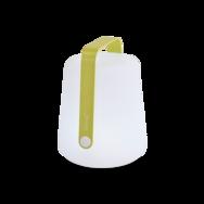 lampe balad, lampe fermob, lampe outdoor, lampe sans fil, lampe terrasse, lampe fermob vert