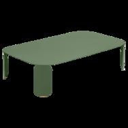 table basse design, table basse metal, table basse fermob, table basse verte