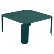 table basse metal, table basse design, table basse fermob, table basse gris