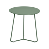 tabouret bas metal, table de chevet, table d appoint, petite table basse verte