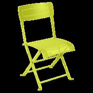 métalmobilier jardin Slimchaise en de Chaise eE9D2IWHbY