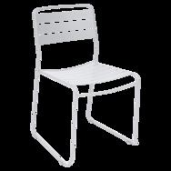 chaise metal, chaise de jardin, chaise metal design, chaise blanche