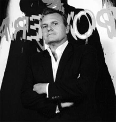Jean-Charles de Castelbajac, designer de la chaise Ange pour Fermob