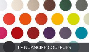 Nuancier couleurs