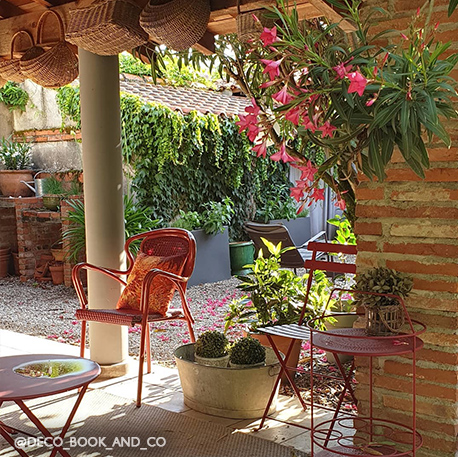 Fermob Garden Furniture French, French Outdoor Furniture