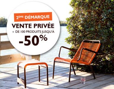 vente privée Fermob