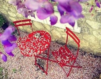mobilier de jardin Bistro