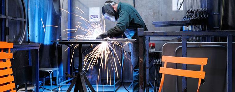 Fabrication usine Fermob