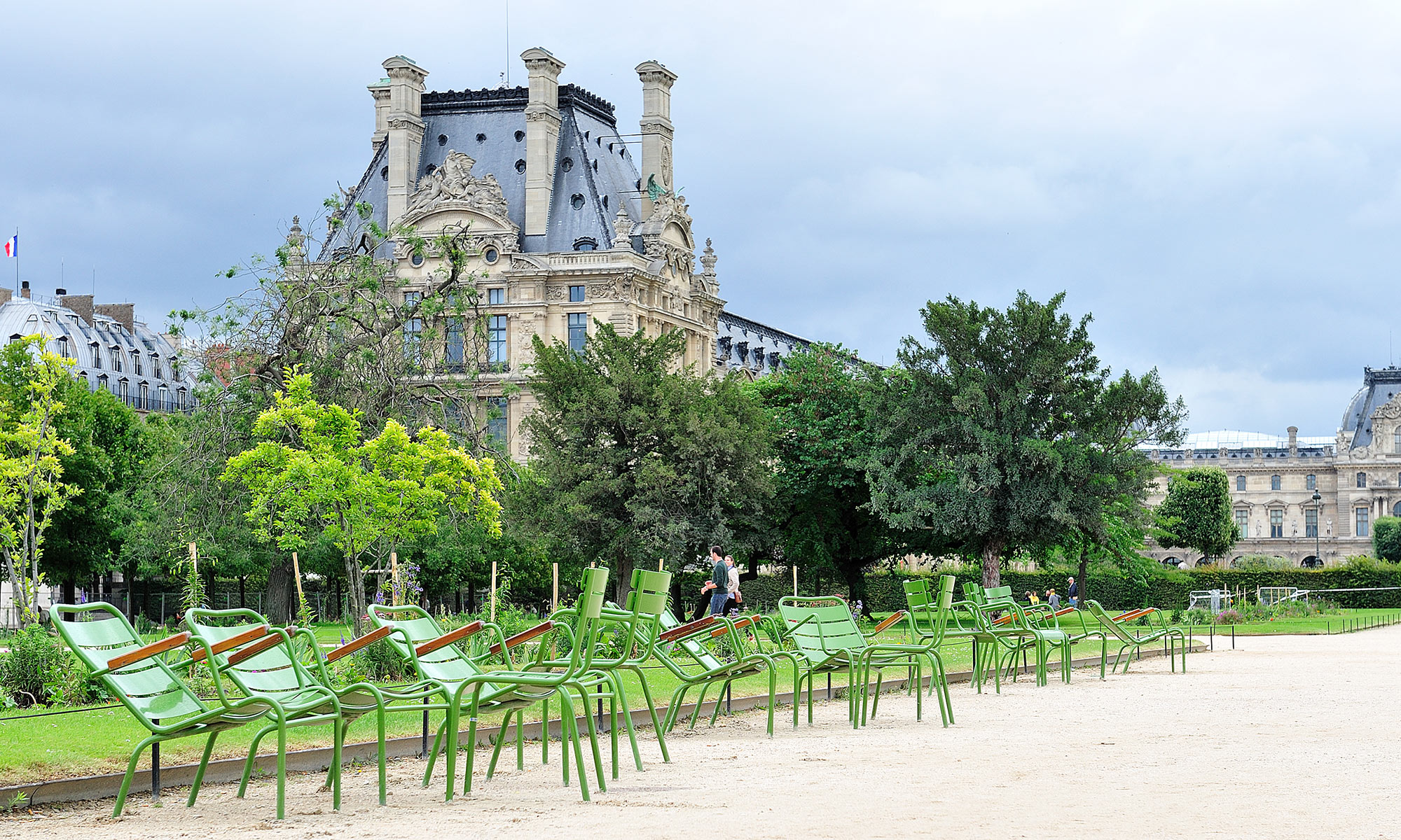 Jardin des tuileries parcs et jardins implantations fermob for Jardin france
